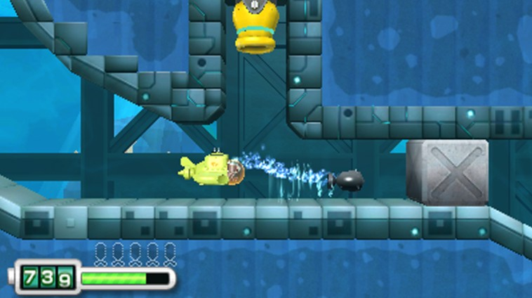 Chibi-Robo! Zip Lash Review Screenshot 3