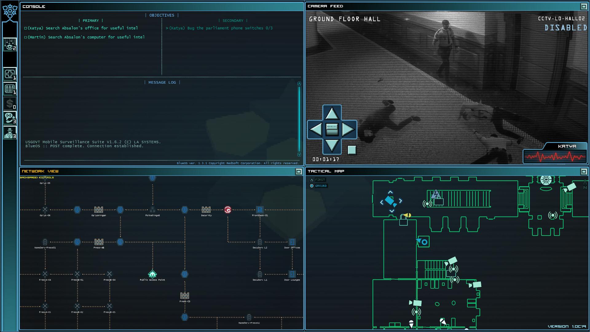 Clandestine Screenshot 2