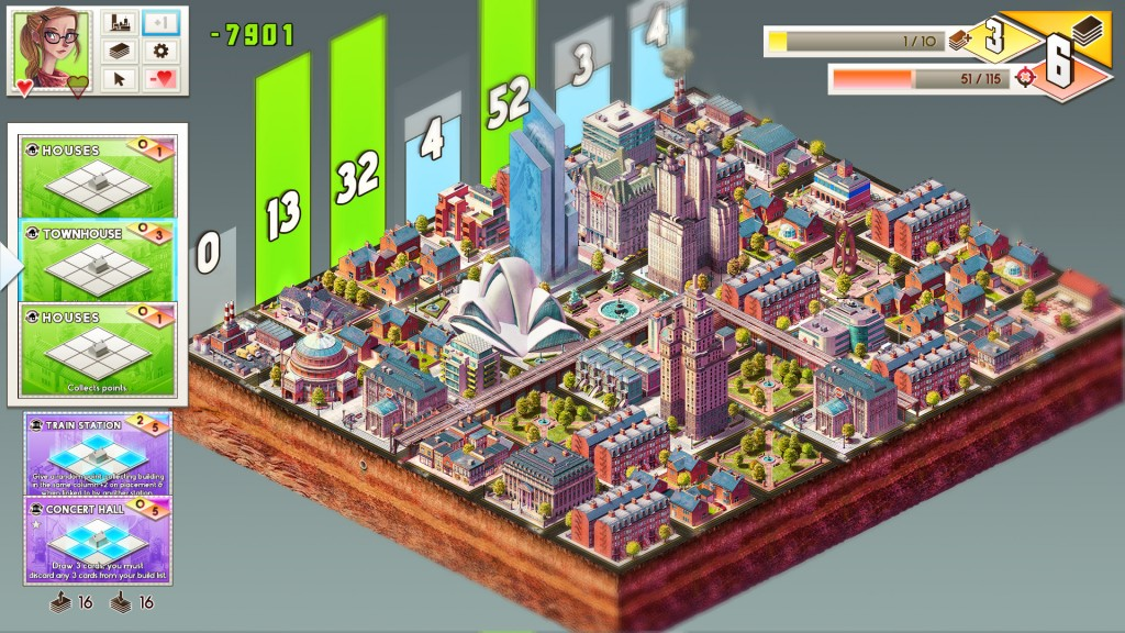 Concrete Jungle Review Screenshot 1