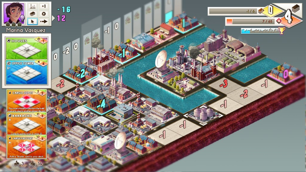 Concrete Jungle Review Screenshot 3