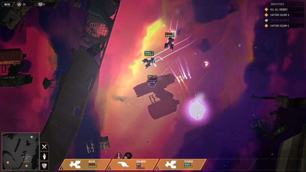 Distant Star Revenant Fleet Review Screenshot 1
