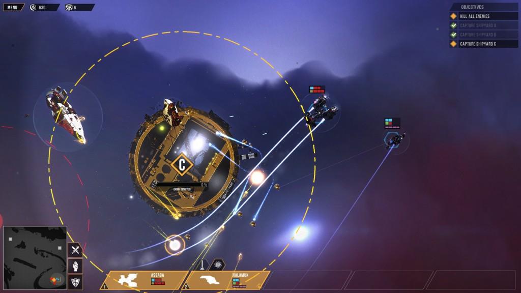 Distant Star Revenant Fleet Review Screenshot 2