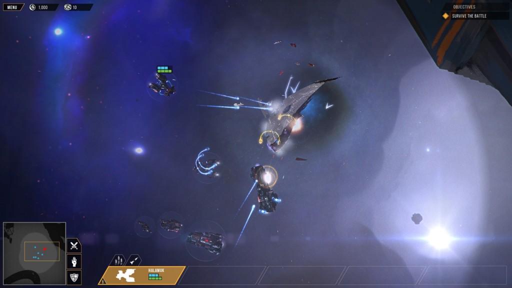 Distant Star Revenant Fleet Review Screenshot 3