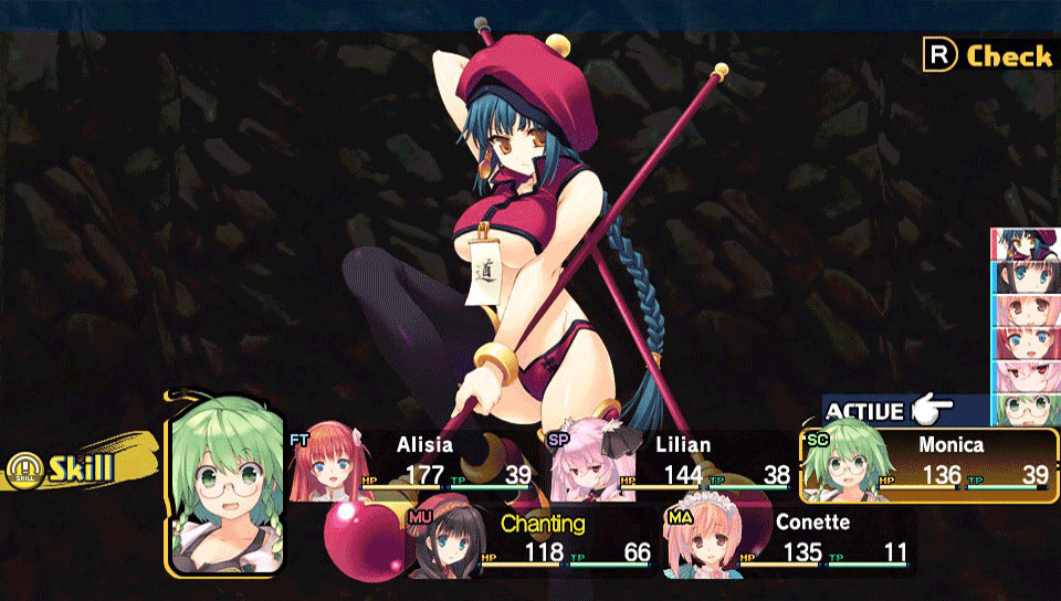 Dungeon Travelers 2 The Royal Library & The Monster Seal Review Screenshot 3
