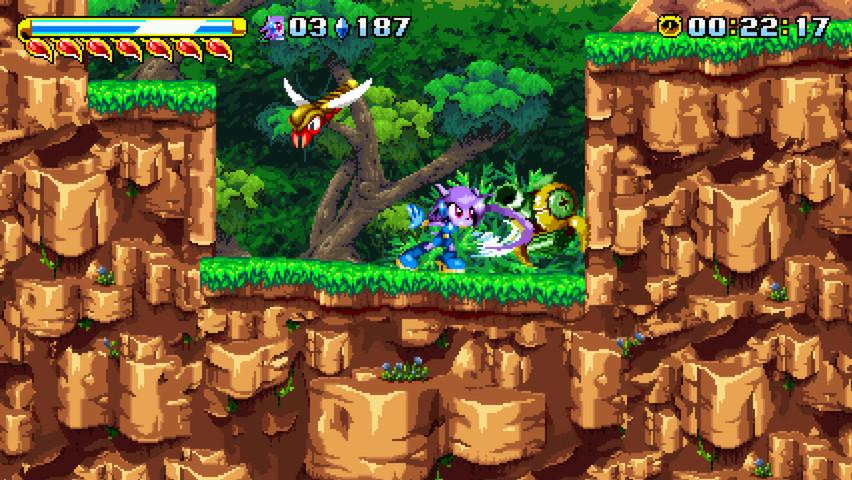 Freedom Planet Review Screenshot 3