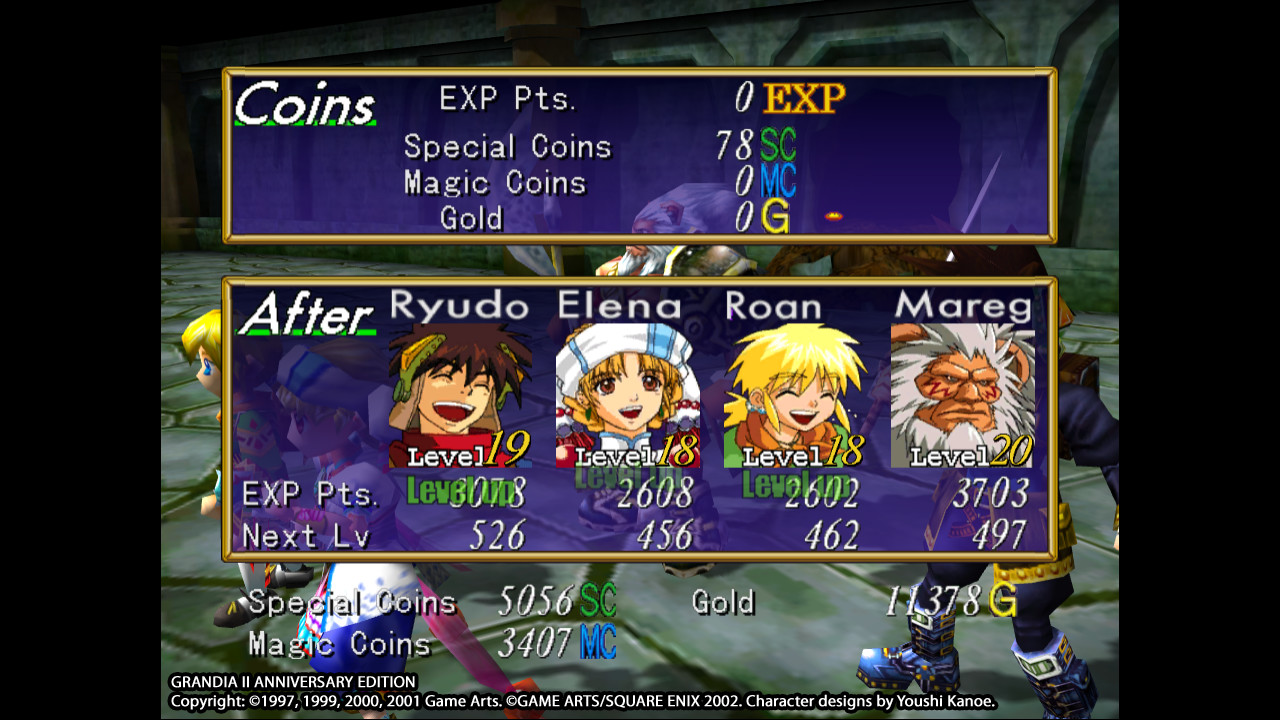 Grandia II Anniversary Edition Review Screenshot 3
