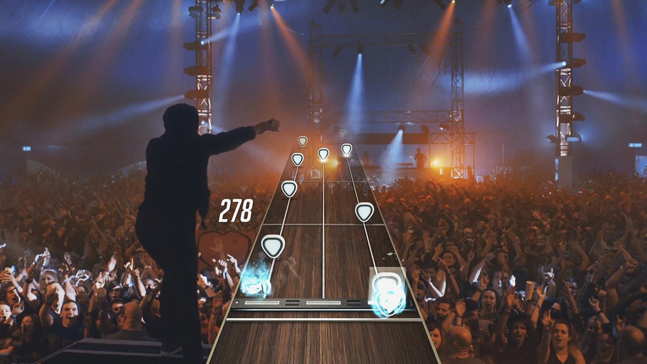 Guitar Hero Live Review Screenshot 1