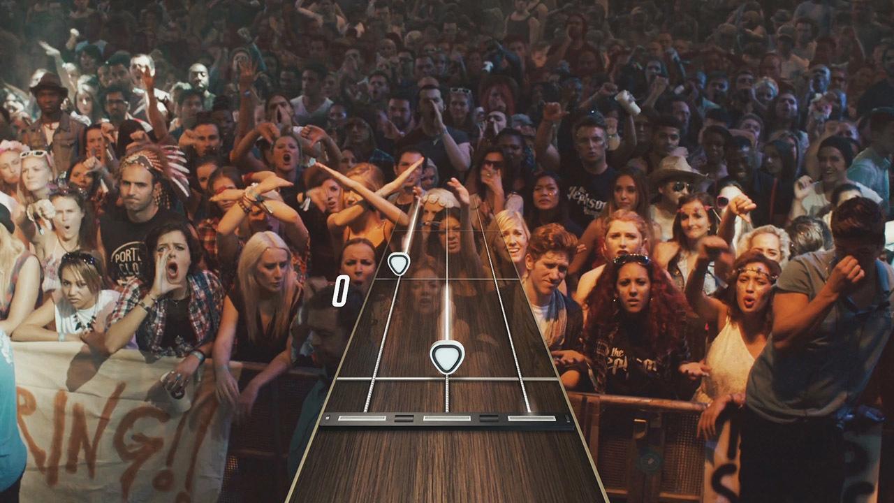 Guitar Hero Live Review Screenshot 2