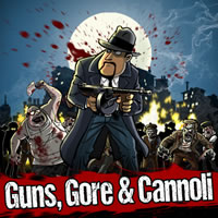 Guns, Gore & Cannoli Review