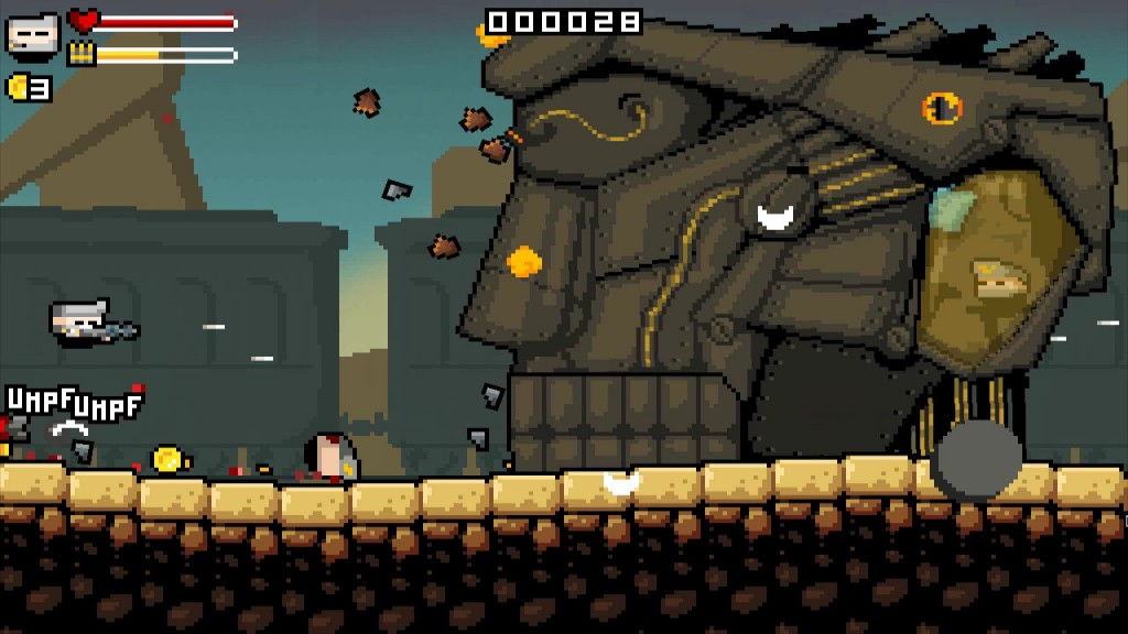 Gunslugs 2 Review Screenshot 1