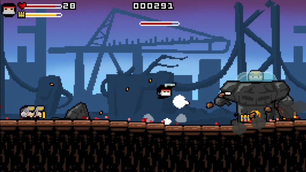 Gunslugs 2 Review Screenshot 2