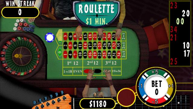 Hard Rock Casino PS2