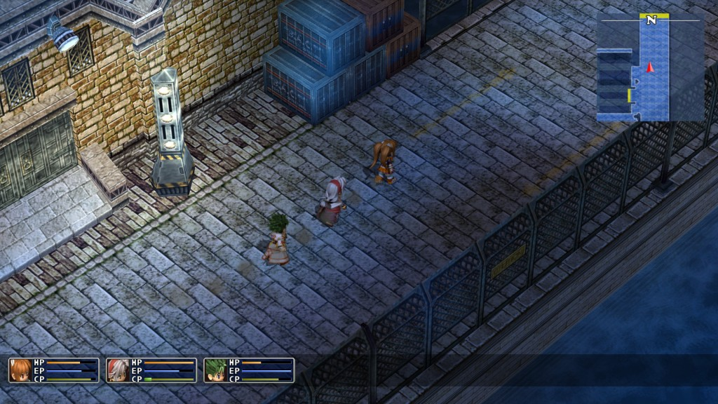 Legend of Heroes Trails in The Sky SC Review Screenshot 1