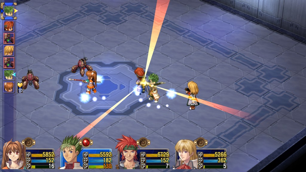 Legend of Heroes Trails in The Sky SC Review Screenshot 3