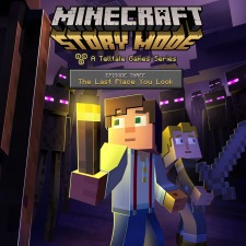 Minecraft Story Mode Episode 3 The Last Place You Look Review