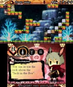 Ninja Usagimaru The Gem of Blessings Screenshot 3