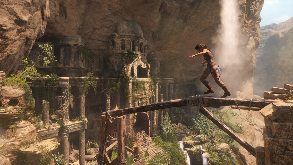 Rise of the Tomb Raider Review Screenshot 1