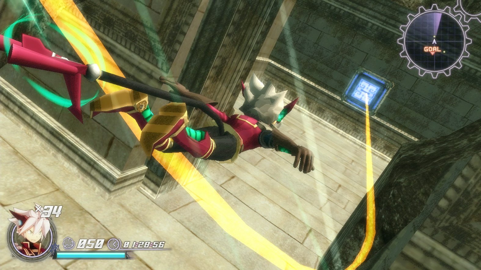Rodea The Sky Soldier Review Screenshot 3
