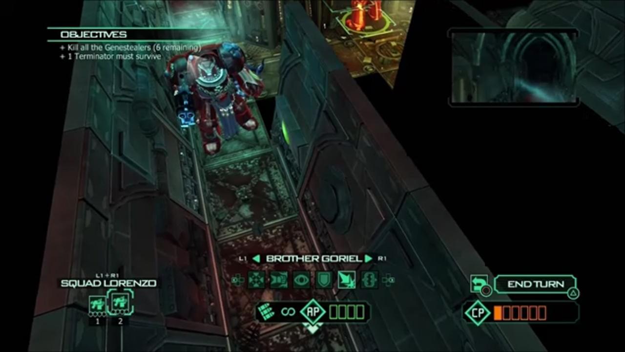 SPACE HULK Screenshot 1