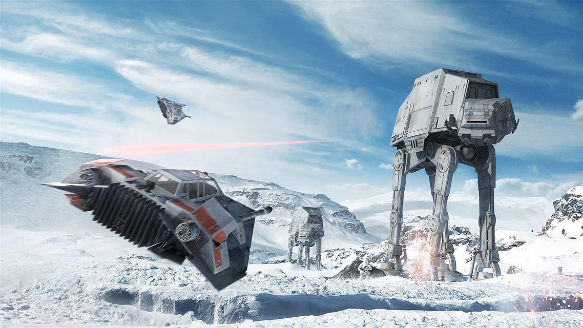 STAR WARS Battlefront Review Screenshot 1