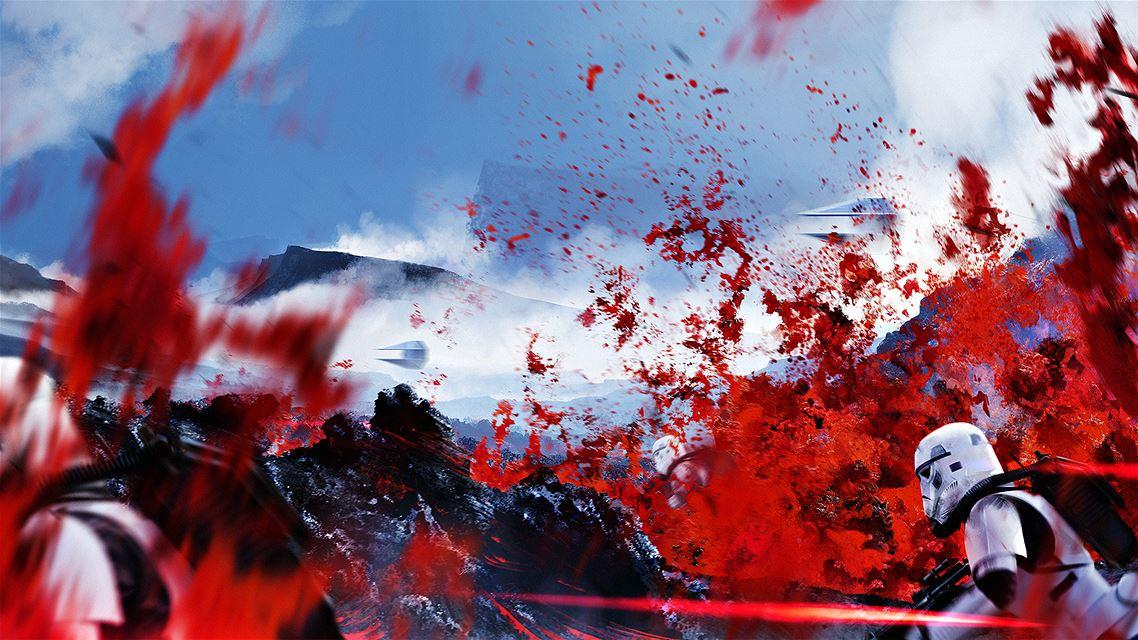 STAR WARS Battlefront Review Screenshot 2