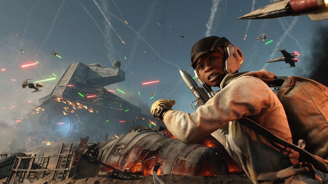 STAR WARS Battlefront Review Screenshot 3