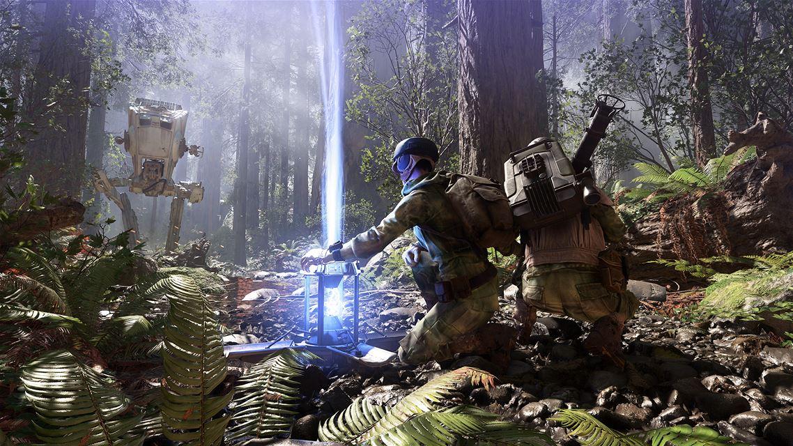 STAR WARS Battlefront Review Screenshot 5