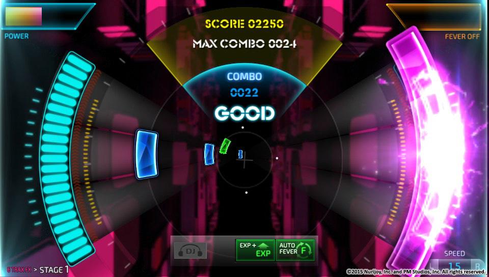 SUPERBEAT XONiC Review Screenshot 3