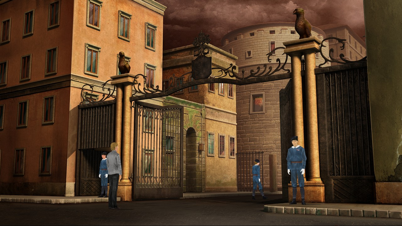Shadows of the Vatican Act II Wrath Review Screenshot 2