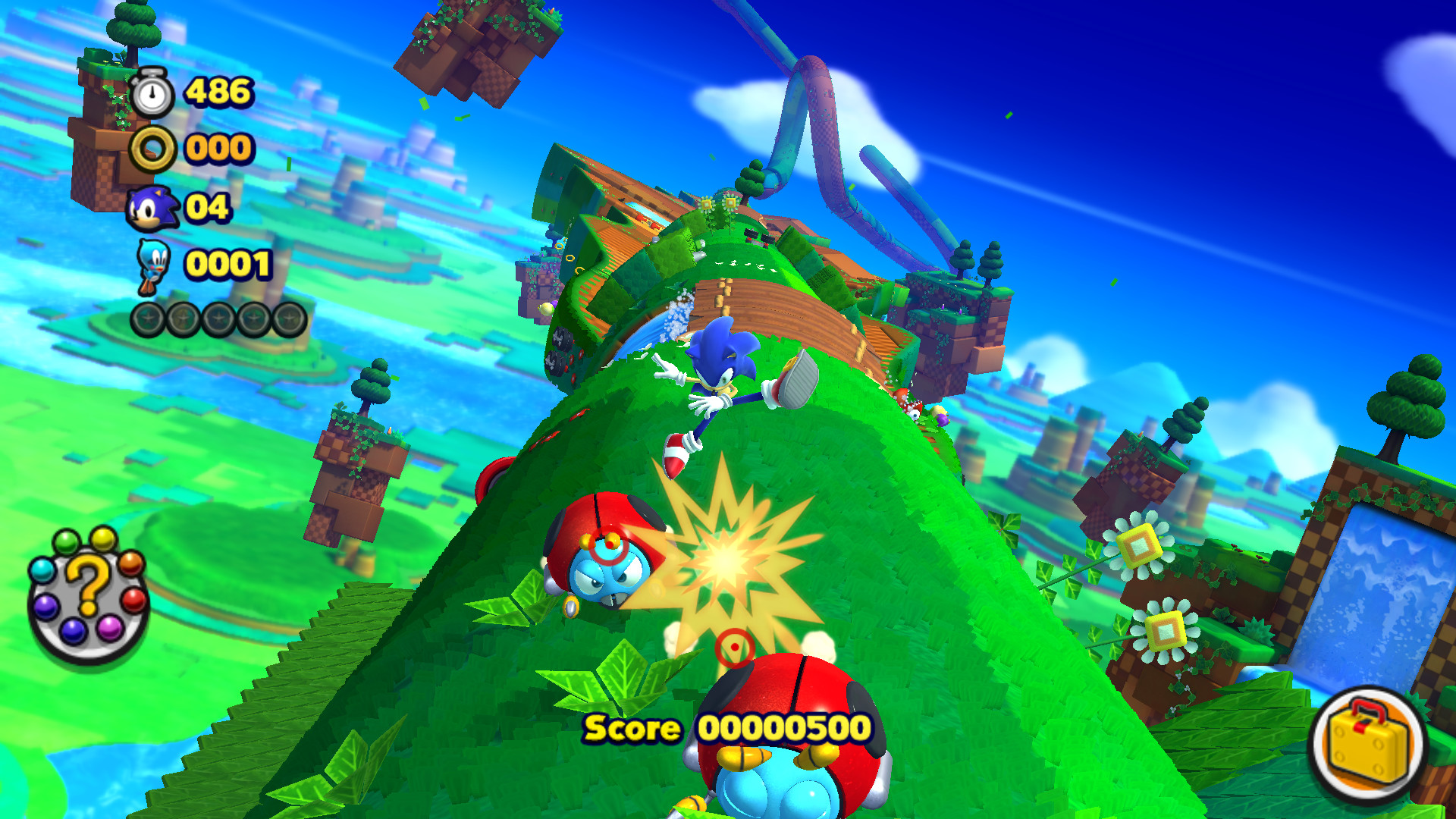 Sonic Lost World Review Screenshot 1