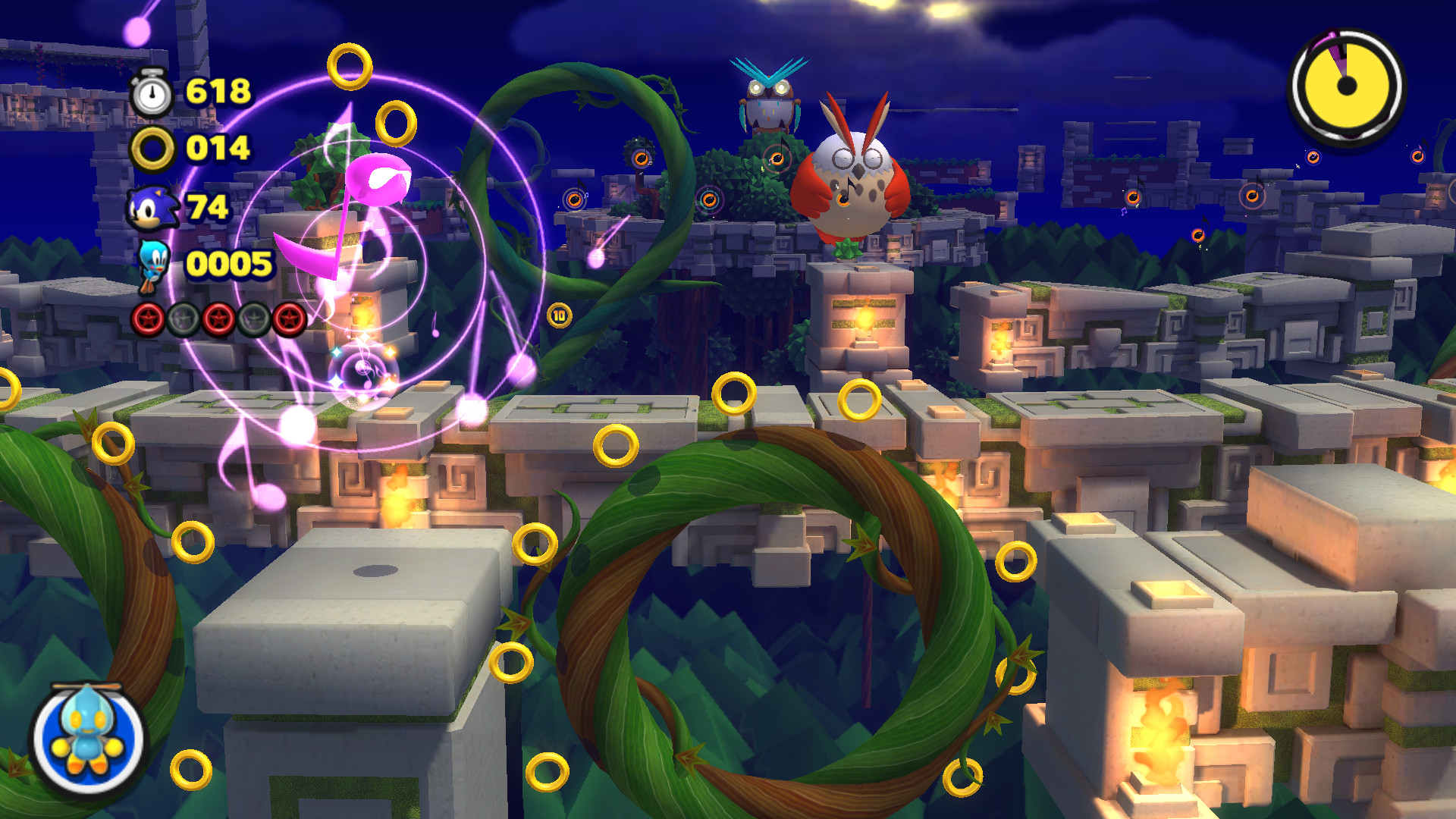 Sonic Lost World Review Screenshot 2