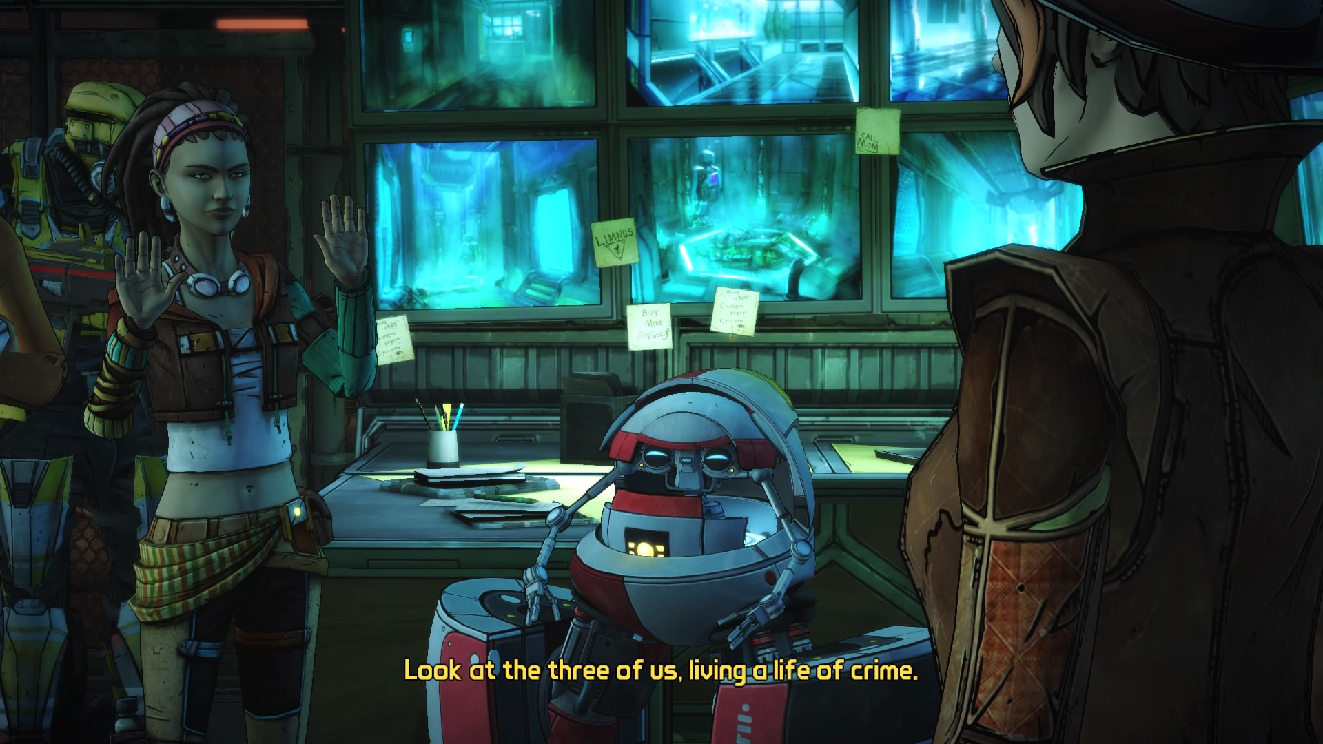Tales from the Borderlands - Episode 5: The Vault of the Traveler Review
