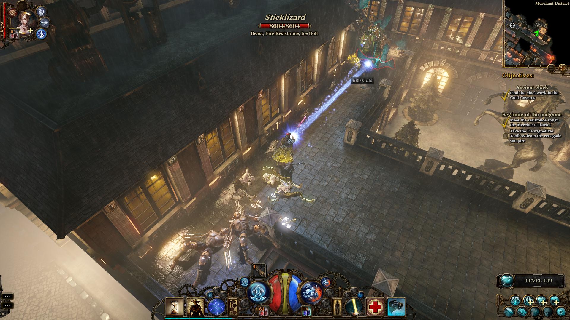 The Incredible Adventures of Van Helsing Final Cut Review Screenshot 3