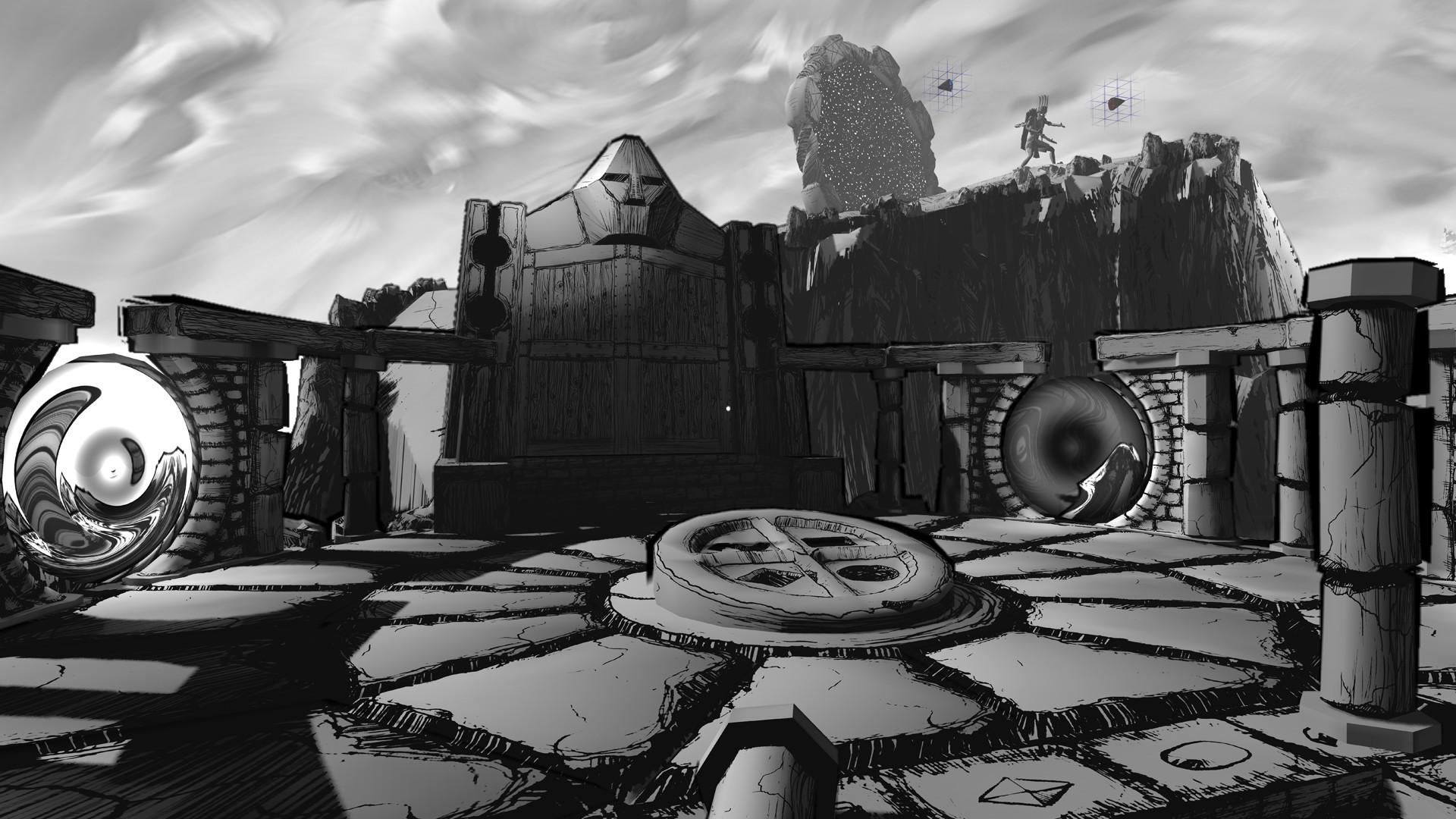 The Magic Circle Review Screenshot 3