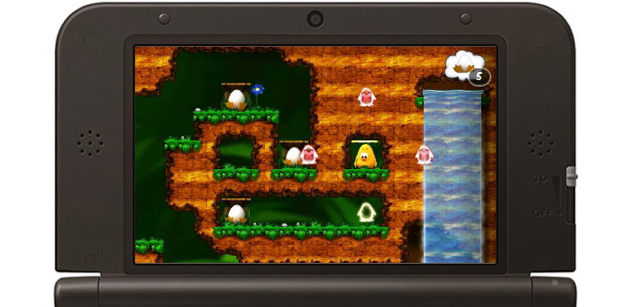 Toki Tori 3D Review Screenshot 2