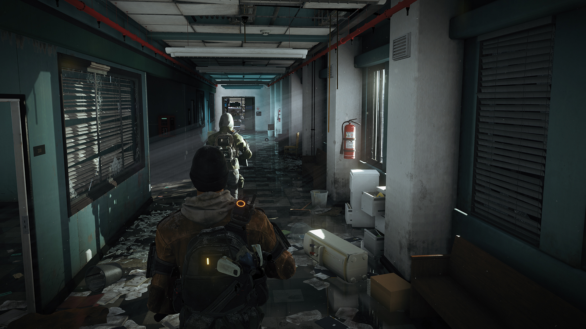 Tom Clancy's The Division Screenshot 1
