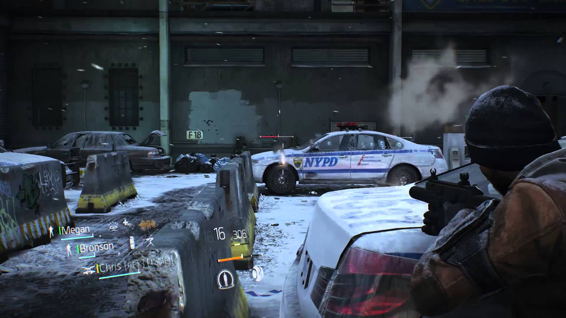 Tom Clancy's The Division Screenshot 2