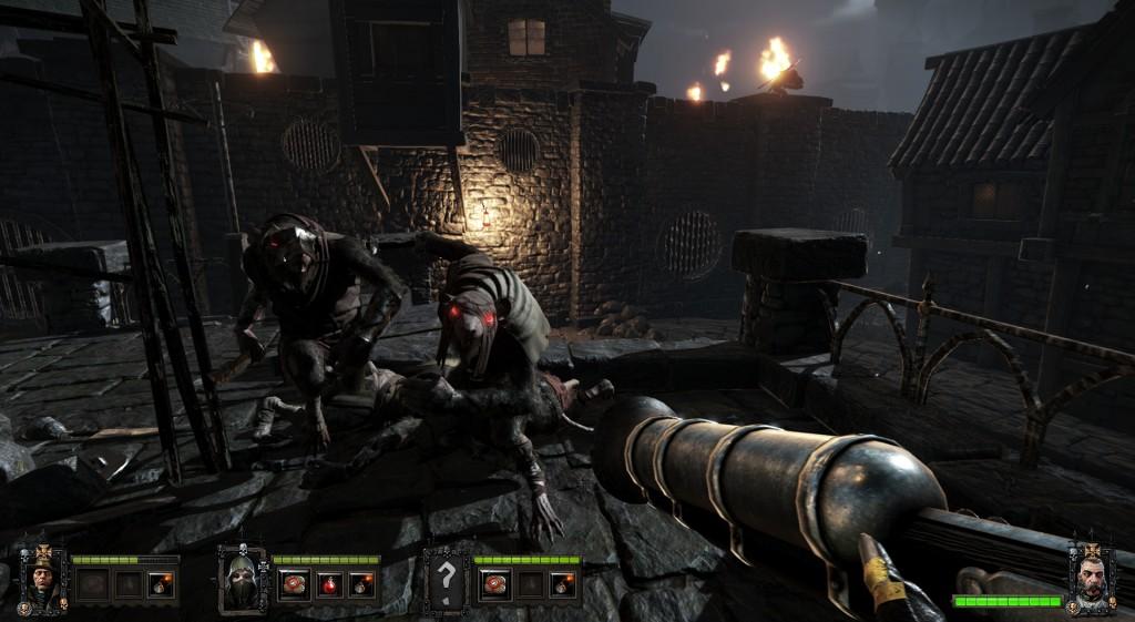 Warhammer End Times Vermintide Review Screenshot 1