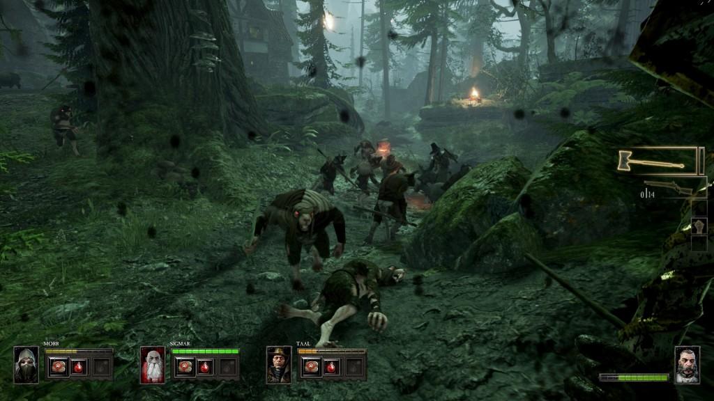 Warhammer End Times Vermintide Review Screenshot 2