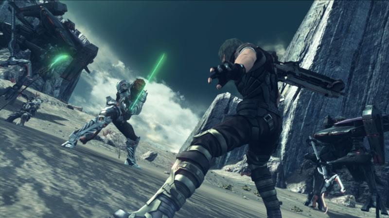 Xenoblade Chronicles X Review Screenshot 1