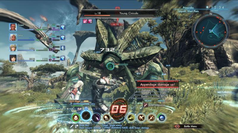 Xenoblade Chronicles X Review Screenshot 2