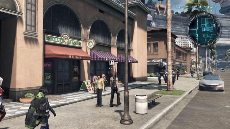 Xenoblade Chronicles X Review Screenshot 3
