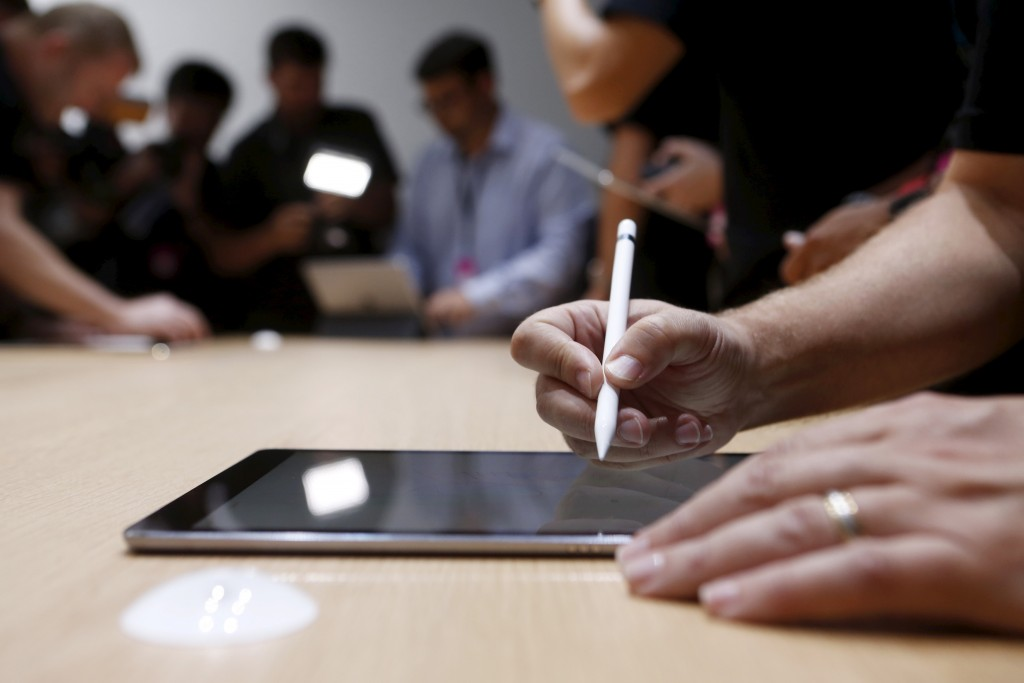 The new Apple Pencil