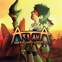 Aritana and the Harpy's Feather Review