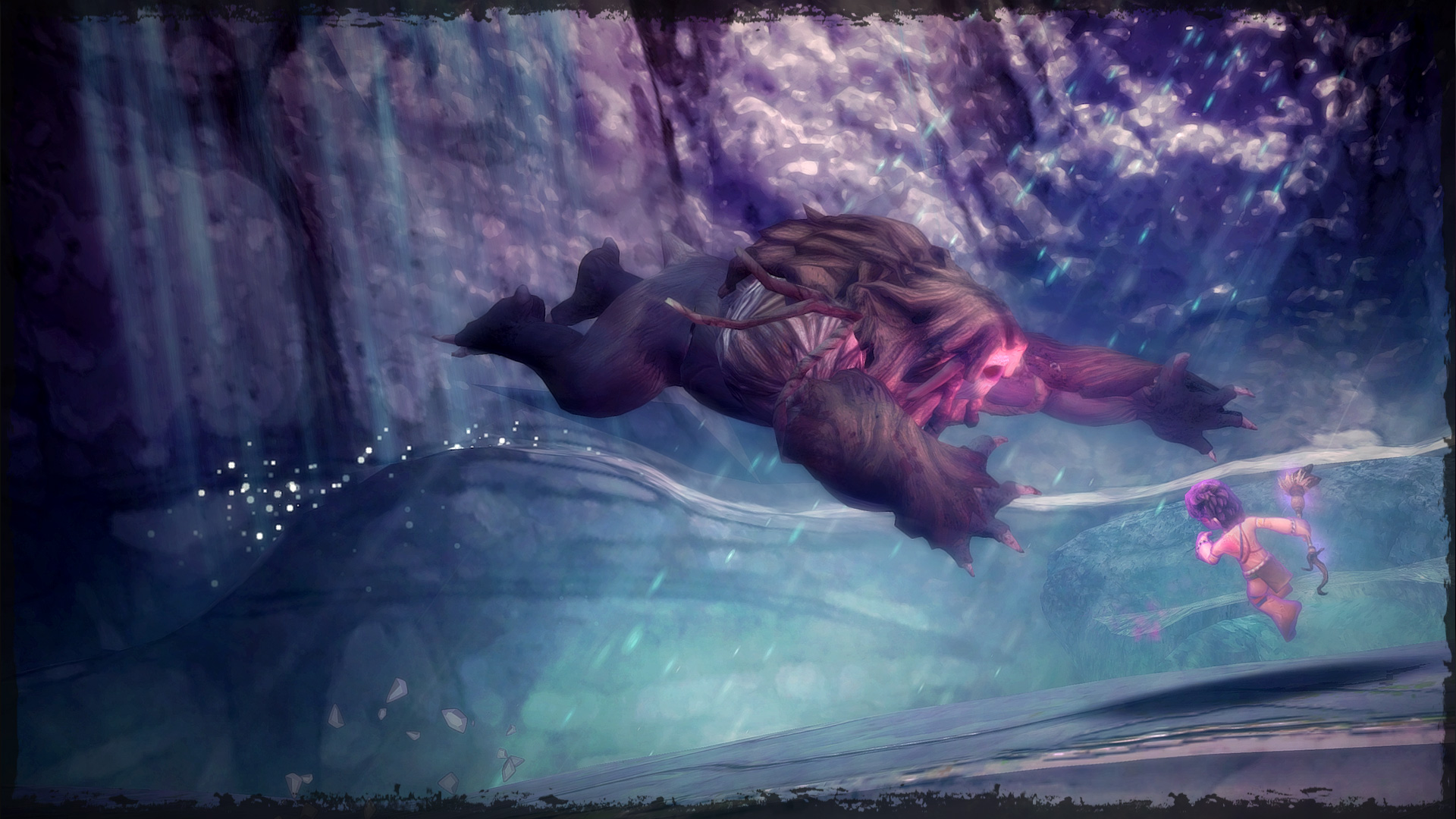 Aritana and the Harpy's Feather Screenshot 2