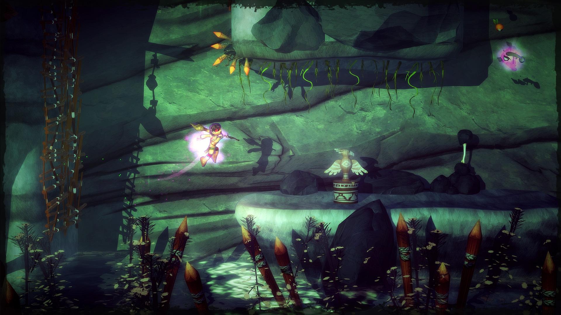 Aritana and the Harpy's Feather Screenshot 3