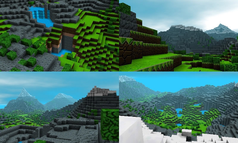 Cube Creator 3D Panaroma Screenshot 3