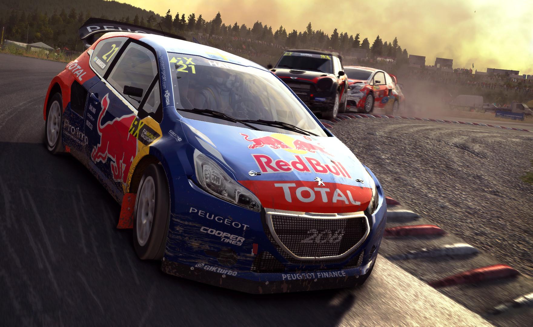 DiRT Rally Review Screenshot 1