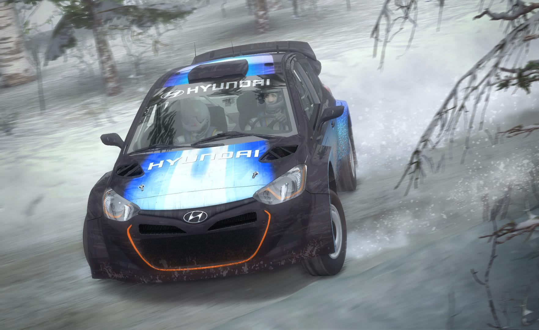 DiRT Rally Review Screenshot 2