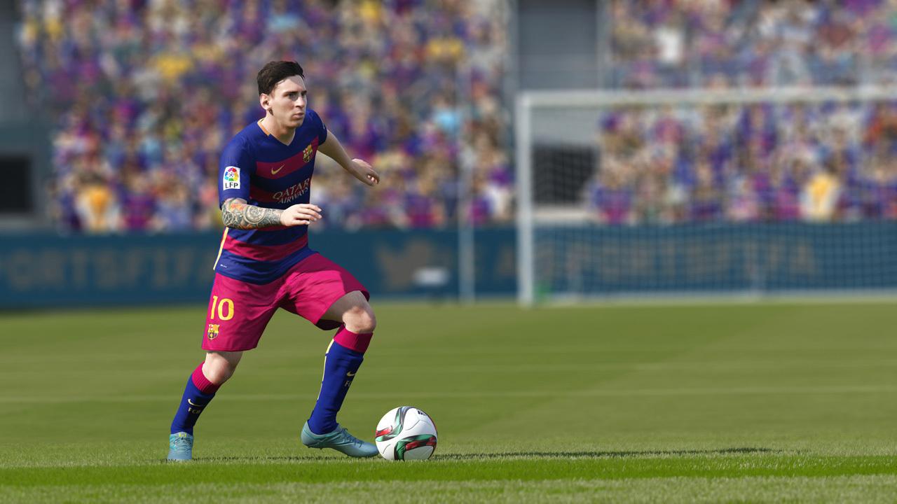 EA SPORTS FIFA 16 Review Screenshot 1